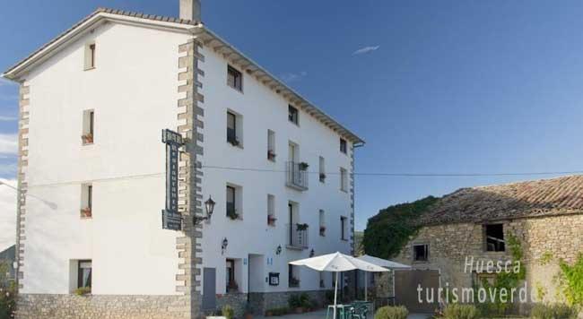 TURISMO VERDE HUESCA. Casa Puyuelo de Tierrantona